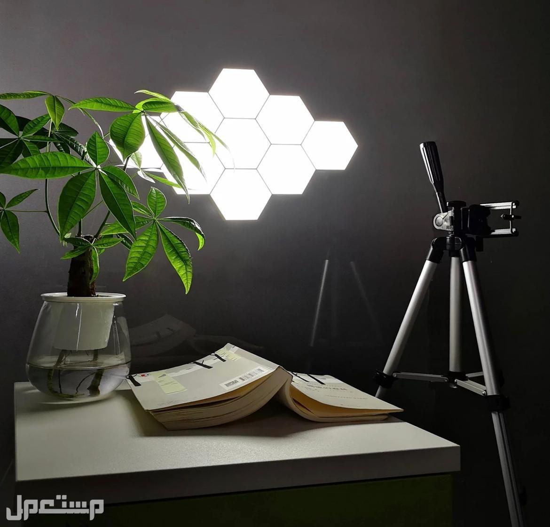 اضاءة خلية النحل HEXAGON LIGHTS