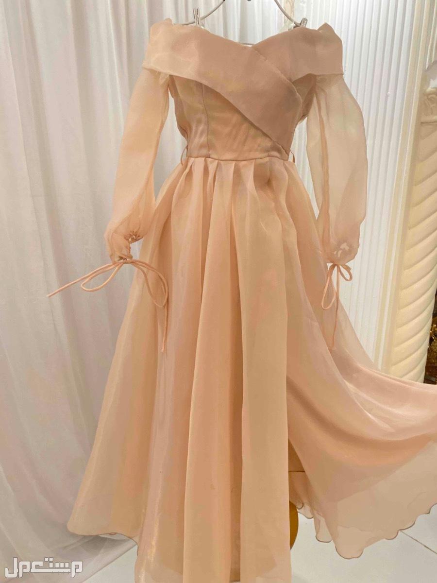 فستان مناسبات وسهرات