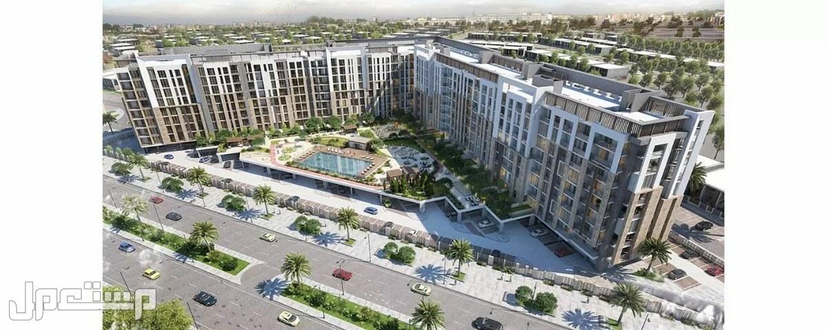 شقق للبيع في دبي قسط بالشهر 3600 درهم