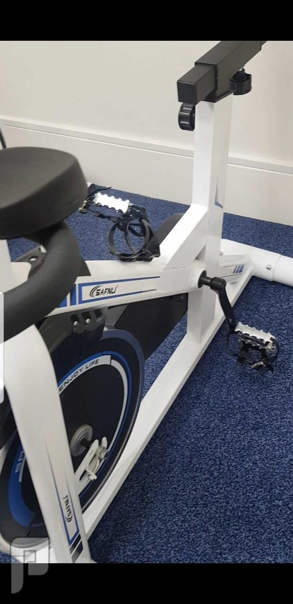 دراجة ثابته يتحمل الى 150كغ نوع قوي جديدة
