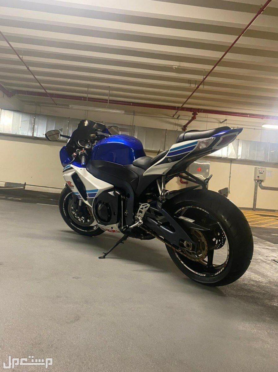 2013 Suzuki Gsxr 1000cc