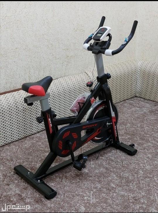 دراجه رياضيه مطوره ثابته سيكل مغناطيسية