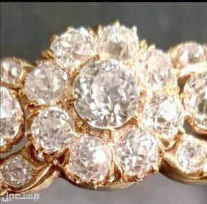 اسوار ملكي من الذهب و الماس عيار 18