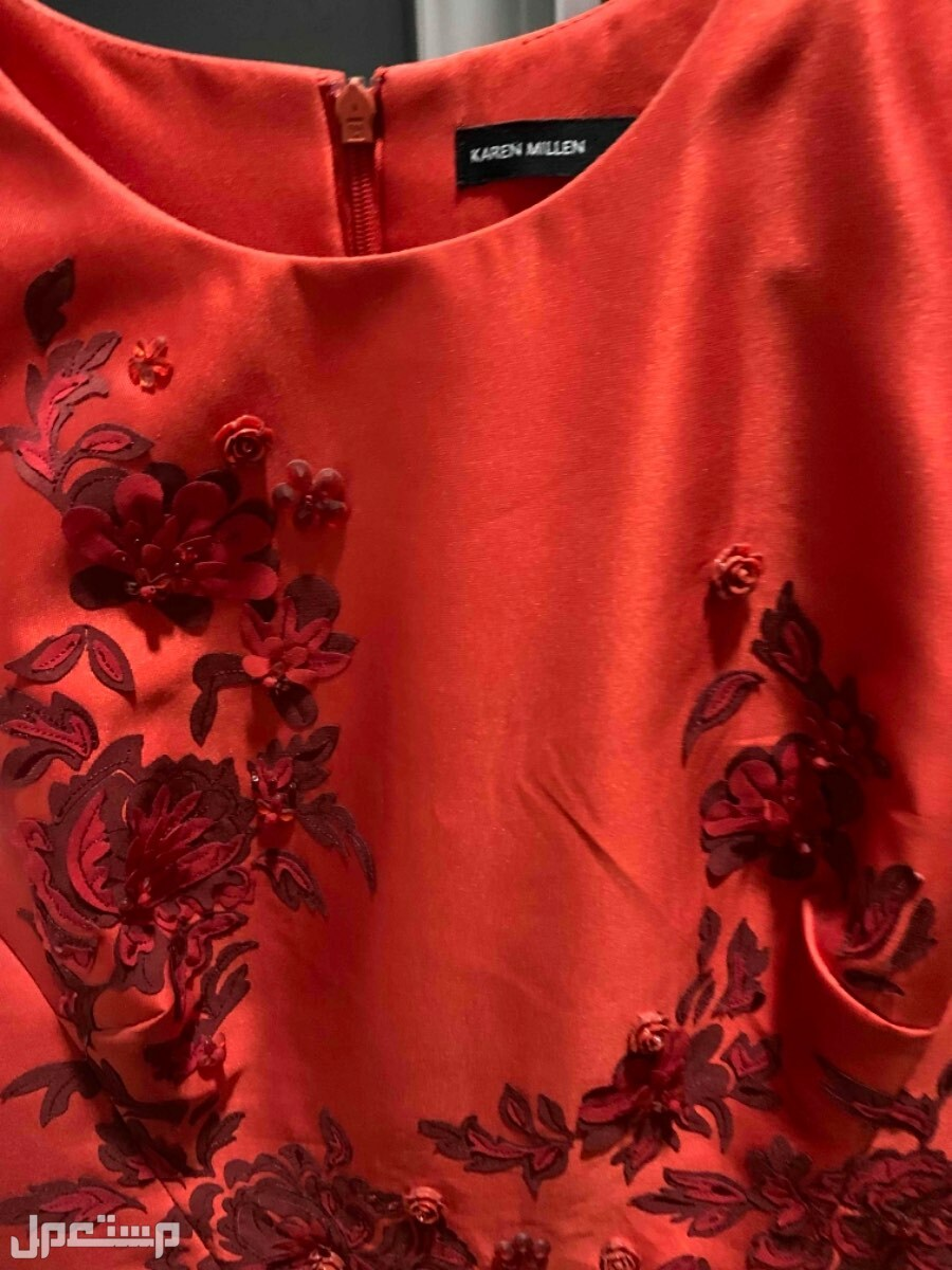 فستان سهره جميل من دبي