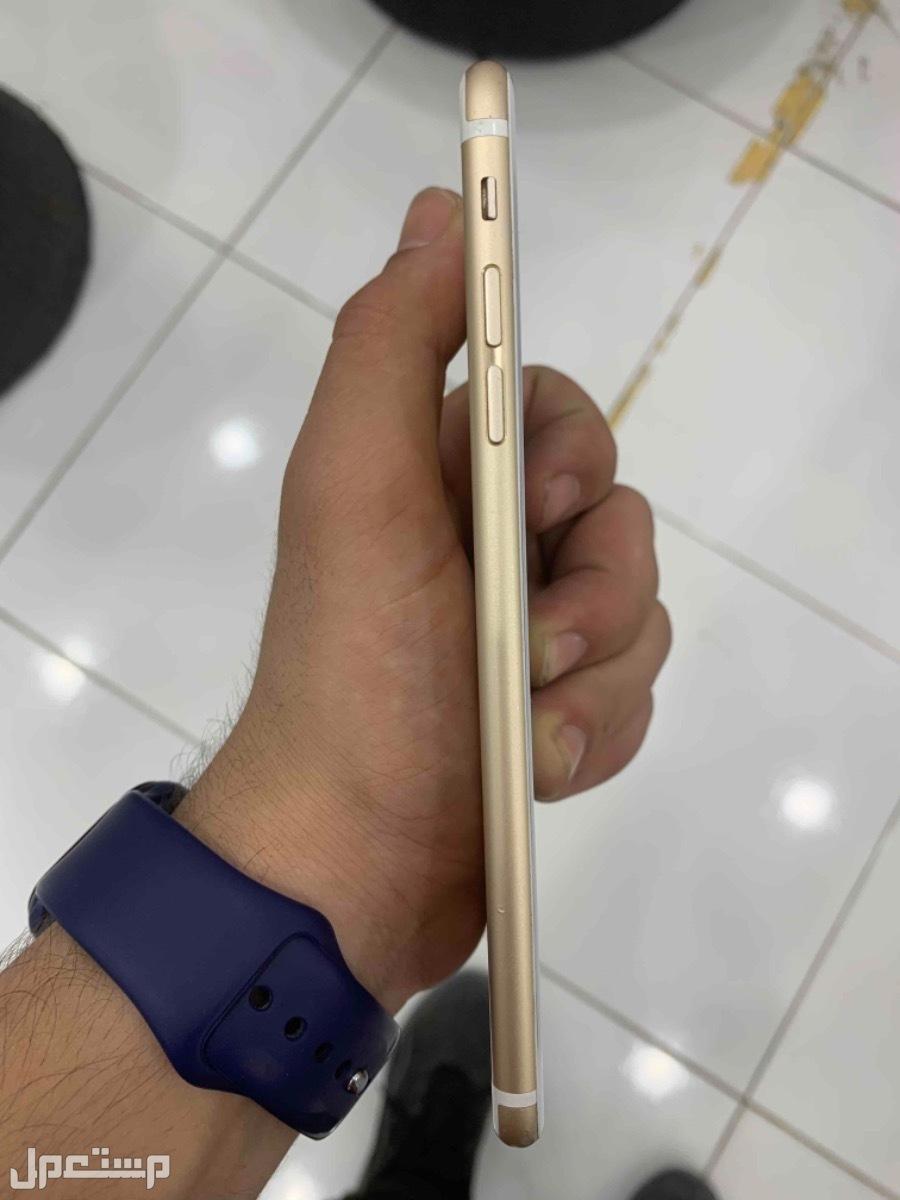 ايفون 6 اس بلس مستخدم نصيف