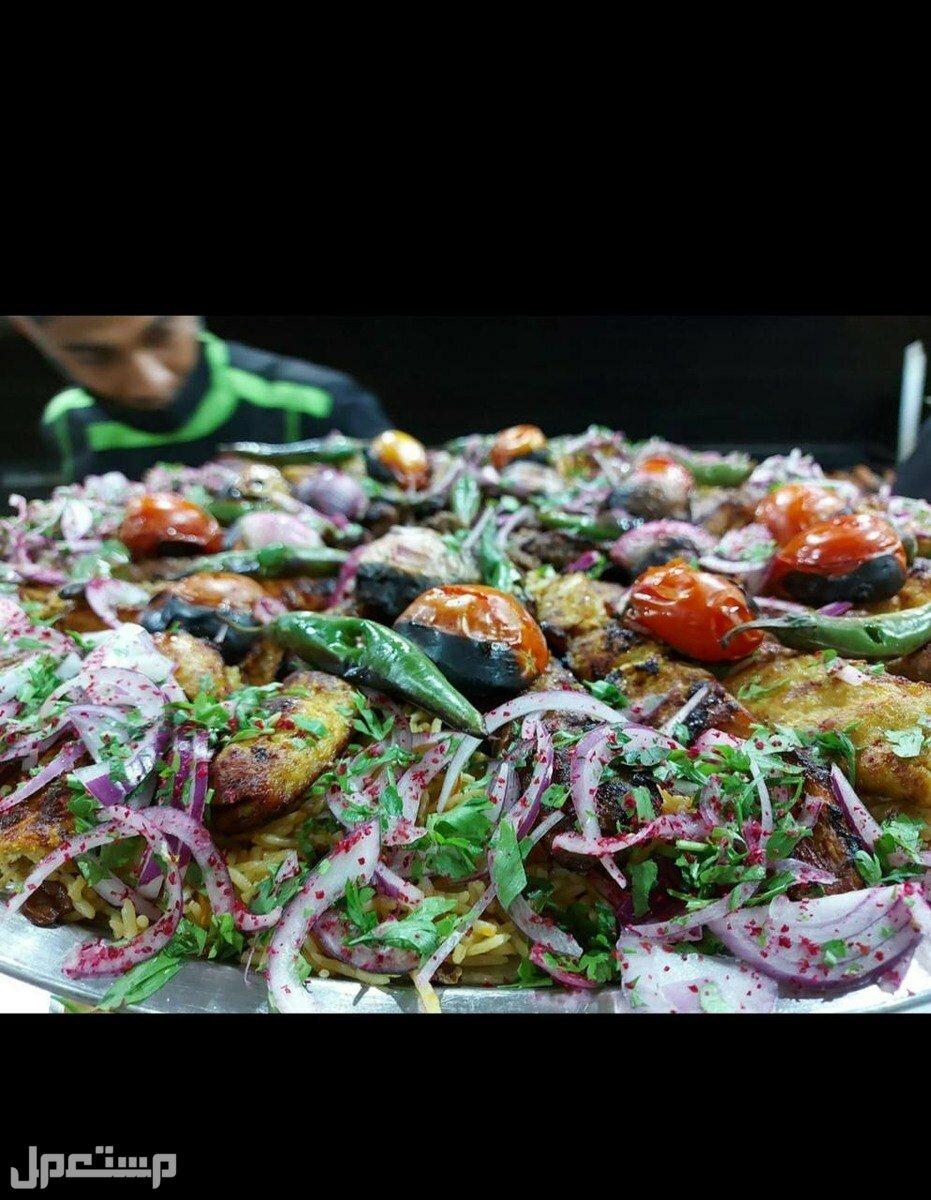 مطعم ومطبخ ابو ماجد