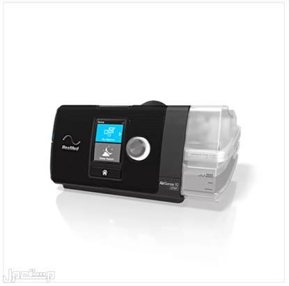 للبيع جهاز سي باب مع مرطب (تنفس صناعي) من شركة ResMed