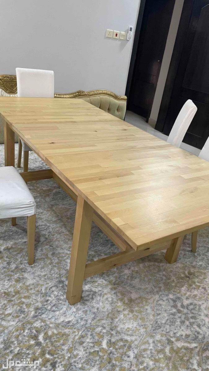 طاولة ايكيا قابلة للتمديد,ikea