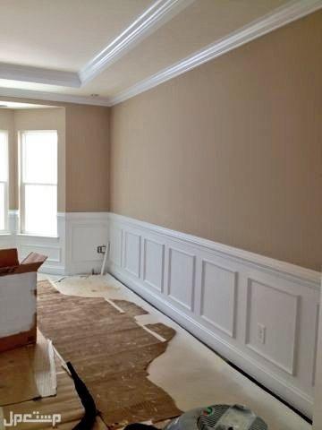 ورق جدران بديل الرخام والفوم بديل الخشب