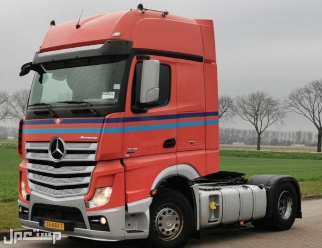 شاحنه مرسيدس اكتروس  1842 mp4 (2*4)للبيع بجودة عالية