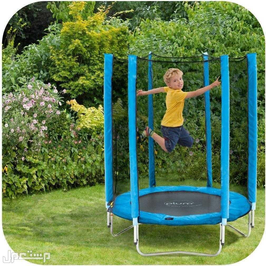 ترامبولين رياضى 4.5 قدم لتنمية مهارات طفلك