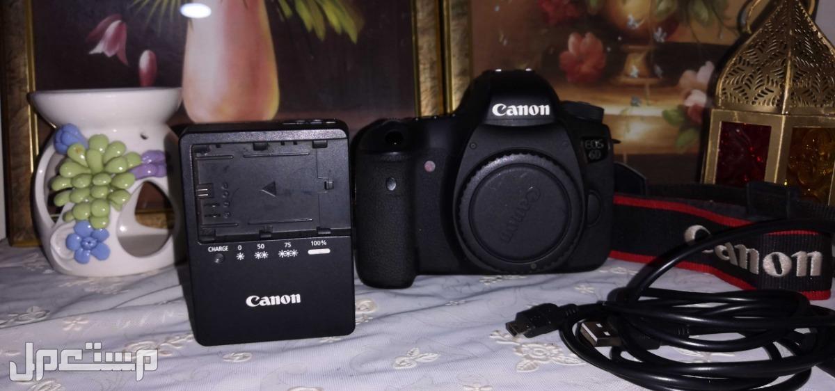 كاميرا كانون 6D الأحترافية canon