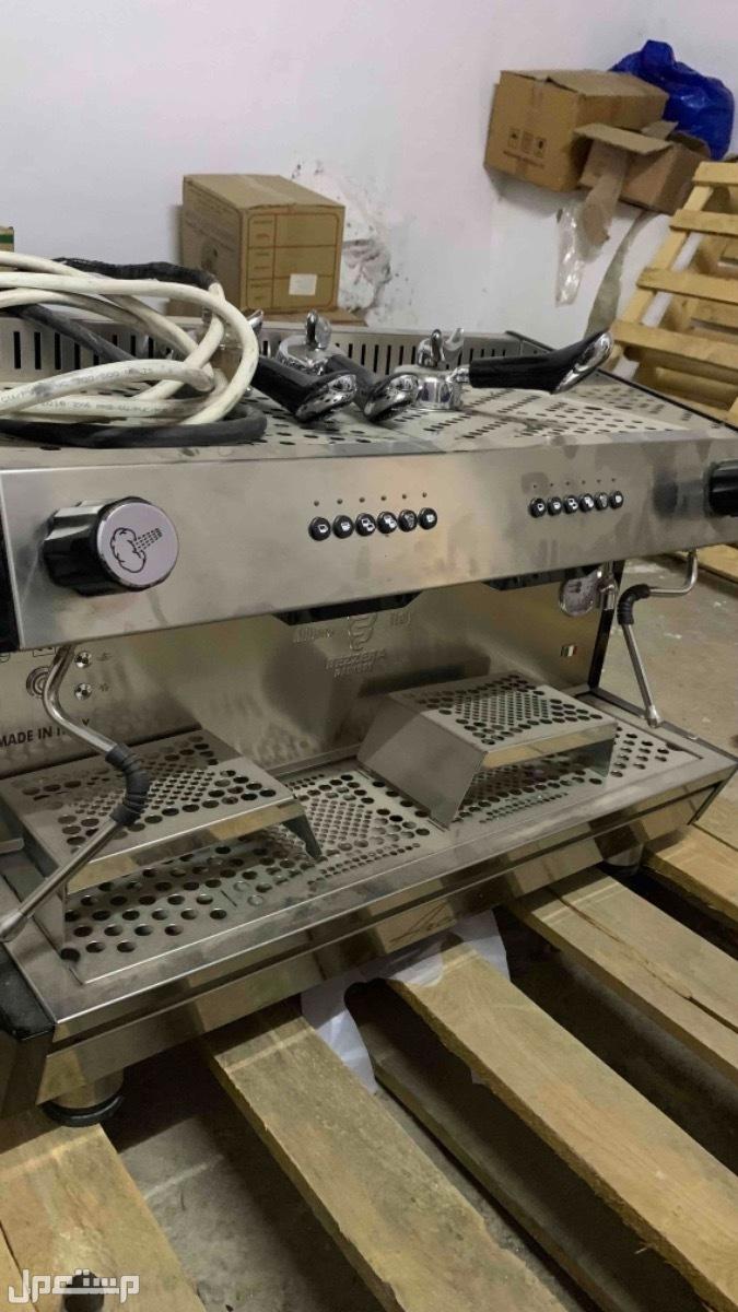 مكينة قهوه احترافيه
