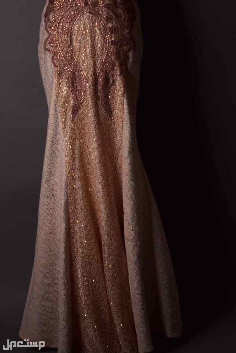 فستان سهرة بسعر مناسب حداً