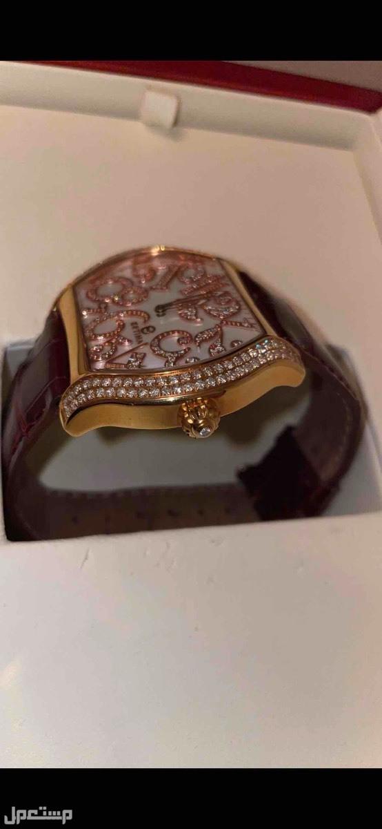 ساعه الماس للبيع
