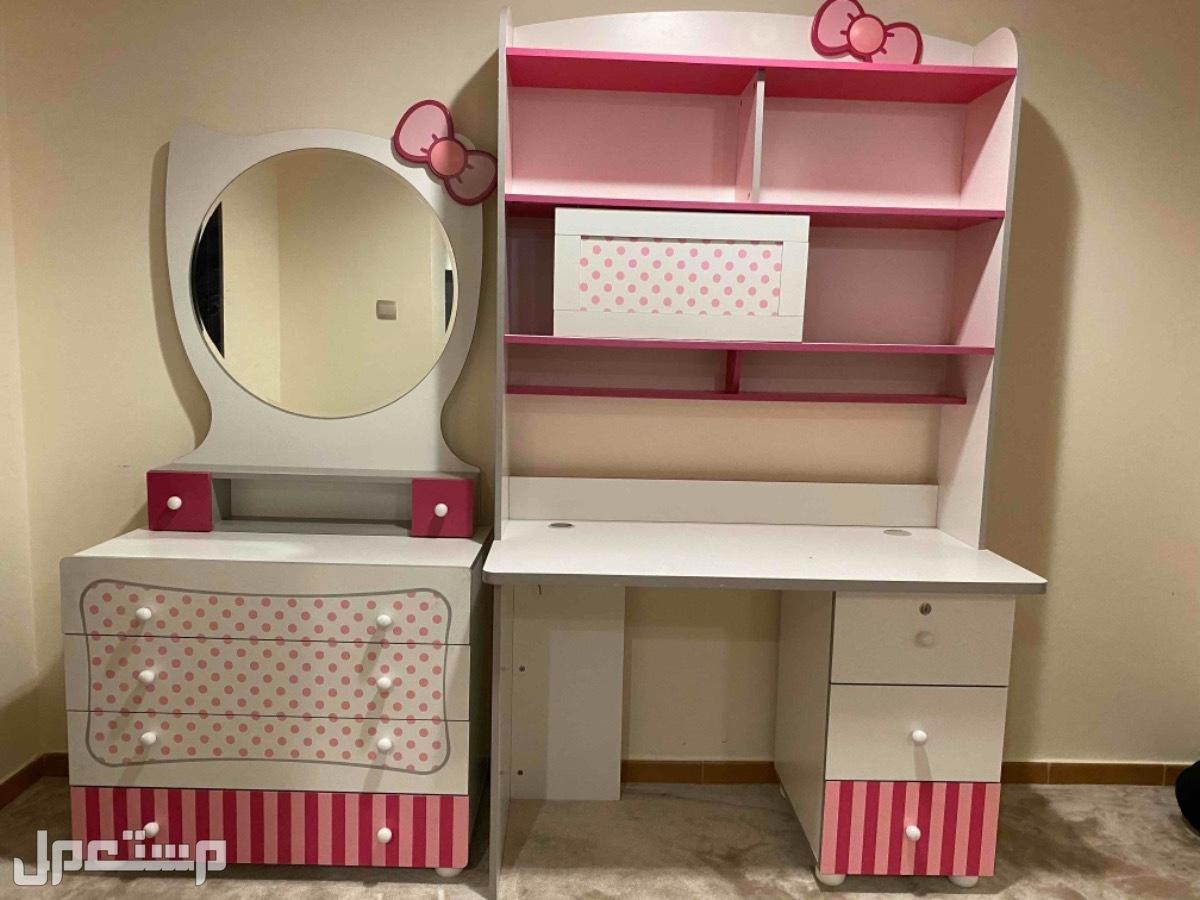 غرفة اطفال بنات هلو كيتي هوم سنتر