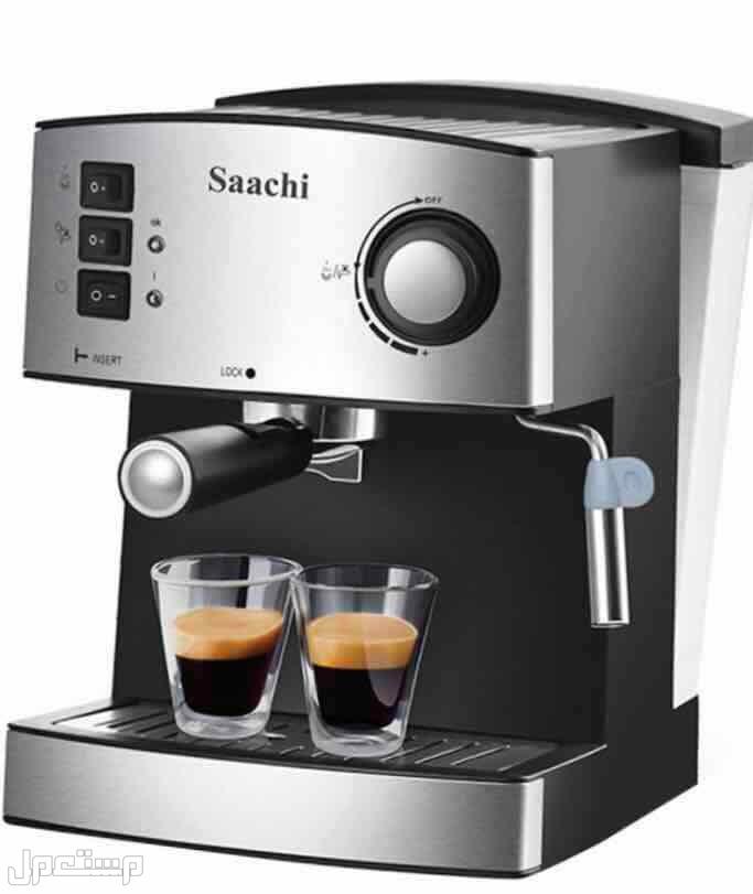 اله قهوة ساتشي