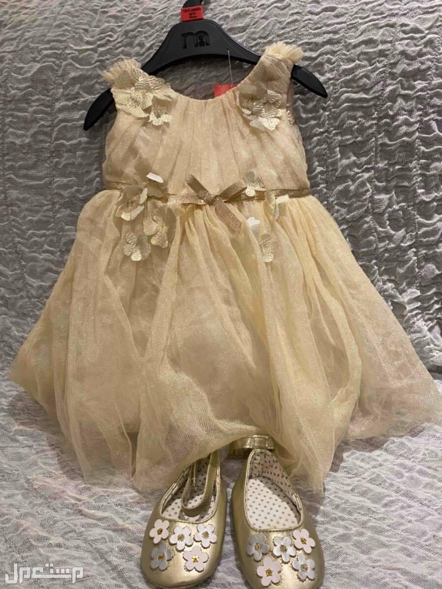فستان من اكسسوريز
