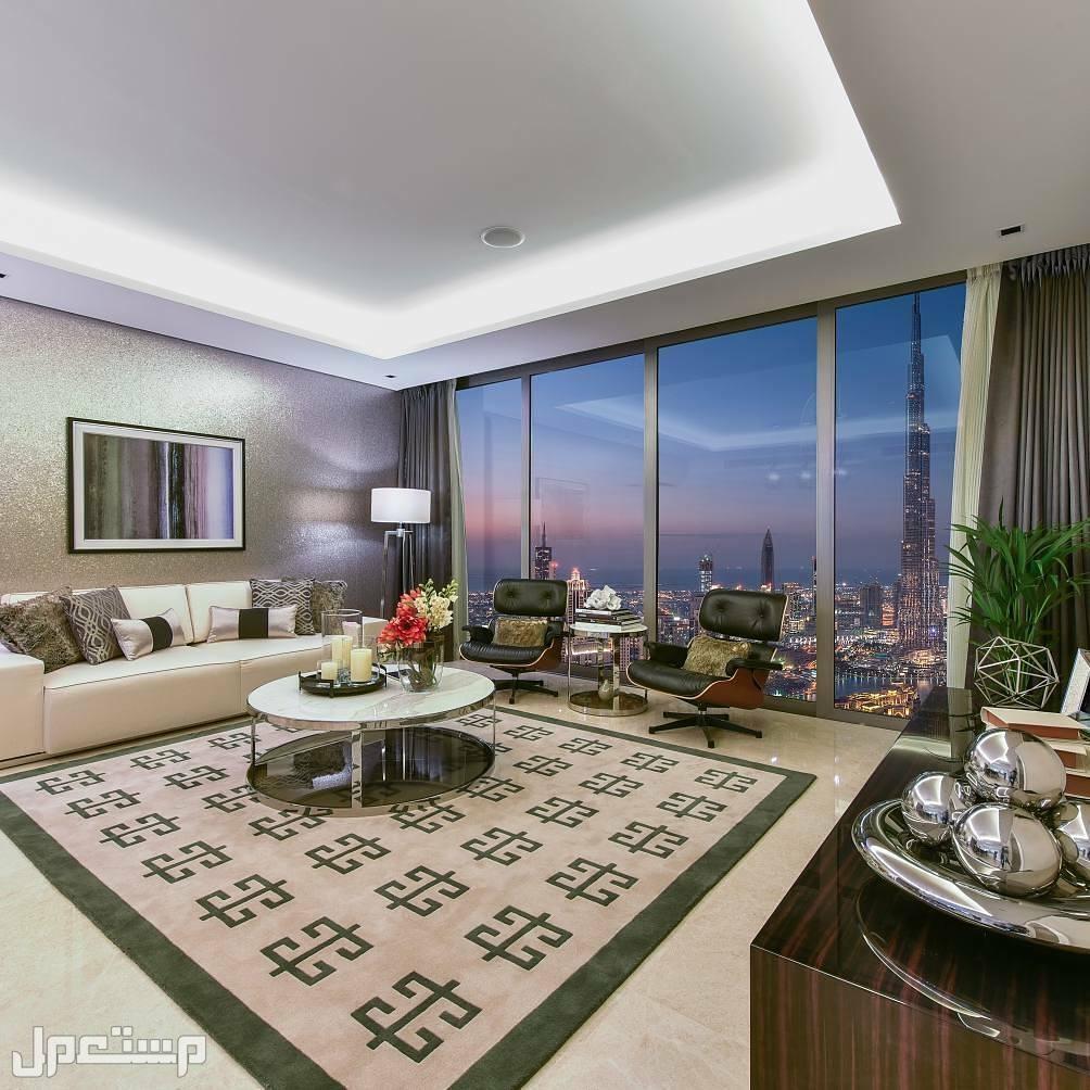 أفضل مشروع استثماري عقاري في دبي مع اطلالة بانورامية على برج خليفة