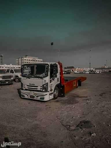 سطحة لنقل السيارات في الرياض