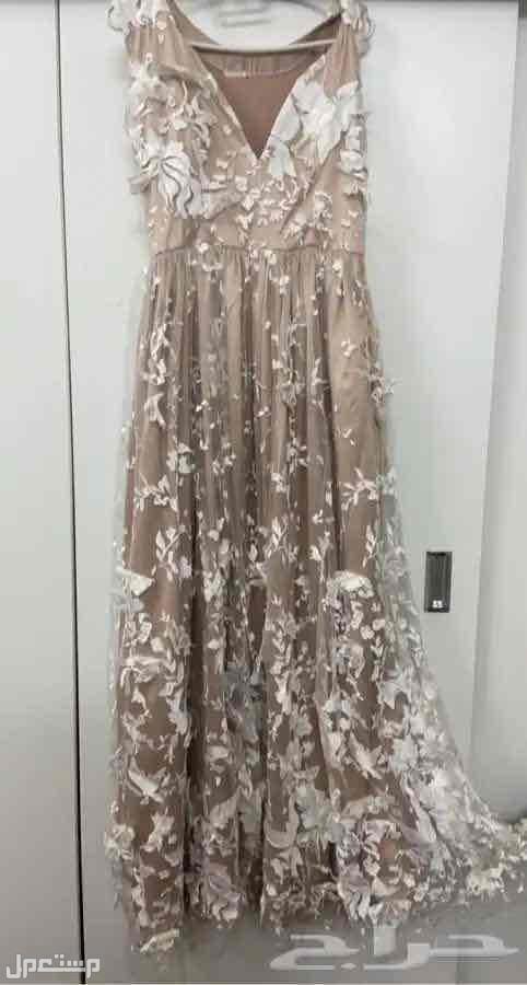 فستان مناسبات لبسة وحده