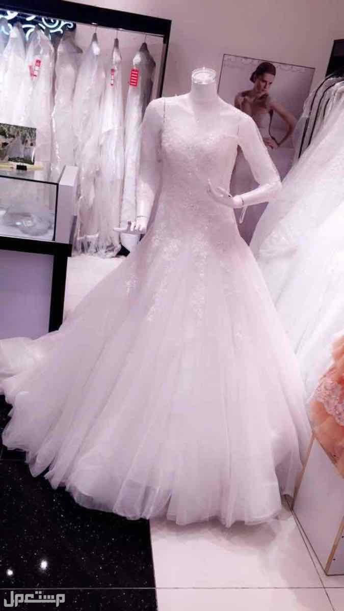 فستان زواج فستان بدله زواج