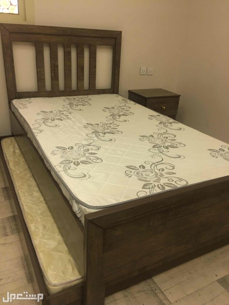 غرفة نوم سرير نفر ونص
