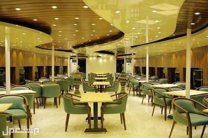 تصميم وتنفيذ المطاعم والكافيهات والقصور
