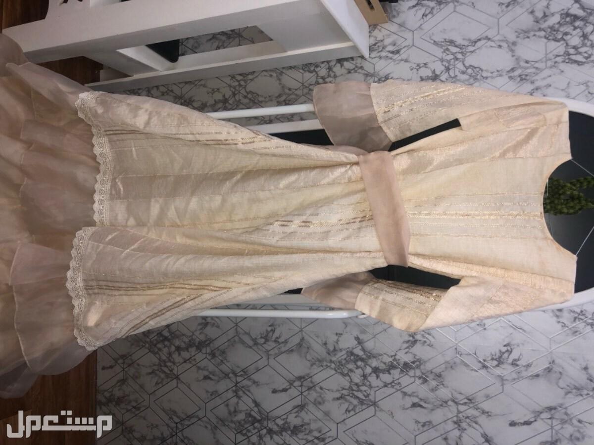 فستان تفصيل كويتي