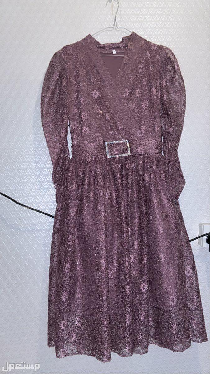 فستان مناسبات يلبس مقاس s,m