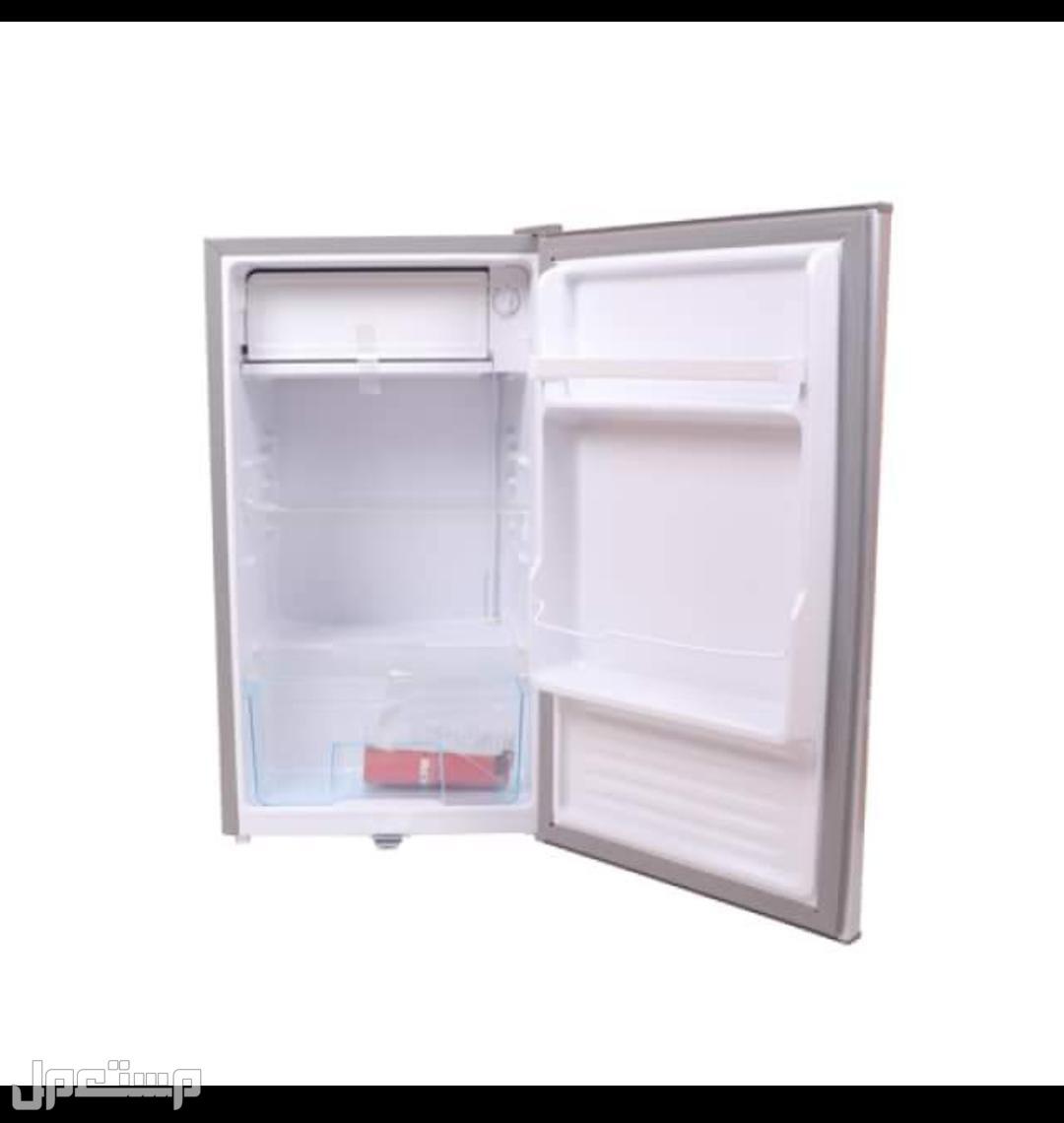 ثلاجة صغيرة باب واحد 110 لتر 4 قدم من نيكاي والتي تصلح لغرف النوم والمكاتب