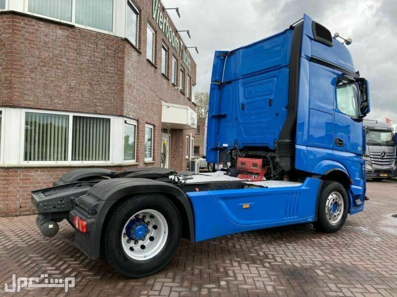 شاحنه مرسيدس اكتروس  1845 mp4 للبيع بالسعر الذى تتمناه