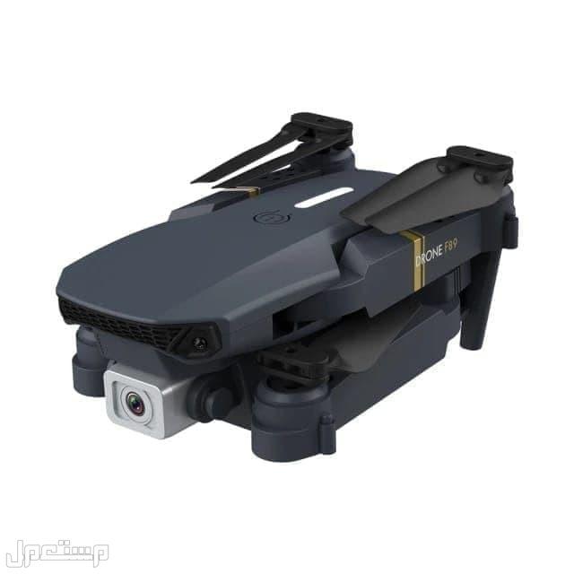 طائره ✈️ رباعية بالكاميرا تحكم عن بعد موديل  Drone F89 مع خاصية الواي فاي