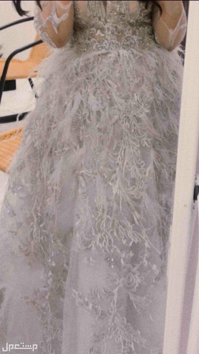 فستان لبسته 4 ساعات فقط من بوتيك في جدة