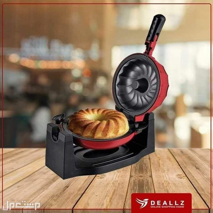 جهاز  صنع الكيك الكهربائيه cake maker من DLC