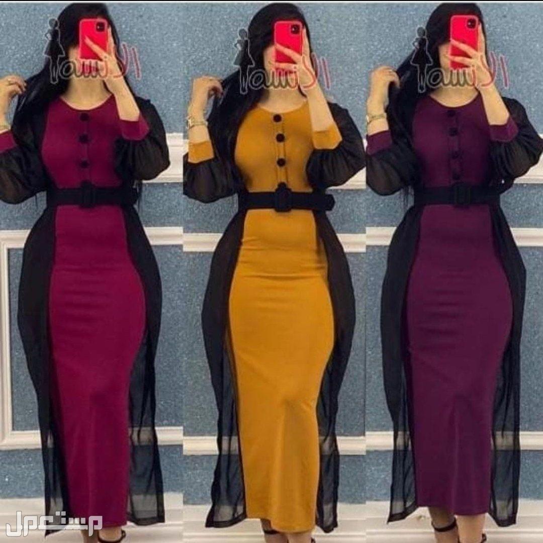 اخترنا لكم من افخم موديلات الفساتين الراقية والمميزة