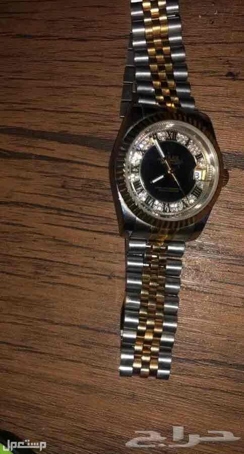 ساعة روليكس ( هاي كواليتي )