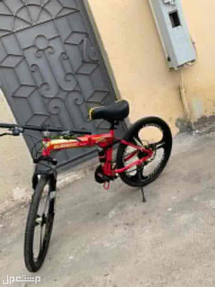 دراجة هوائية قابلة للطي