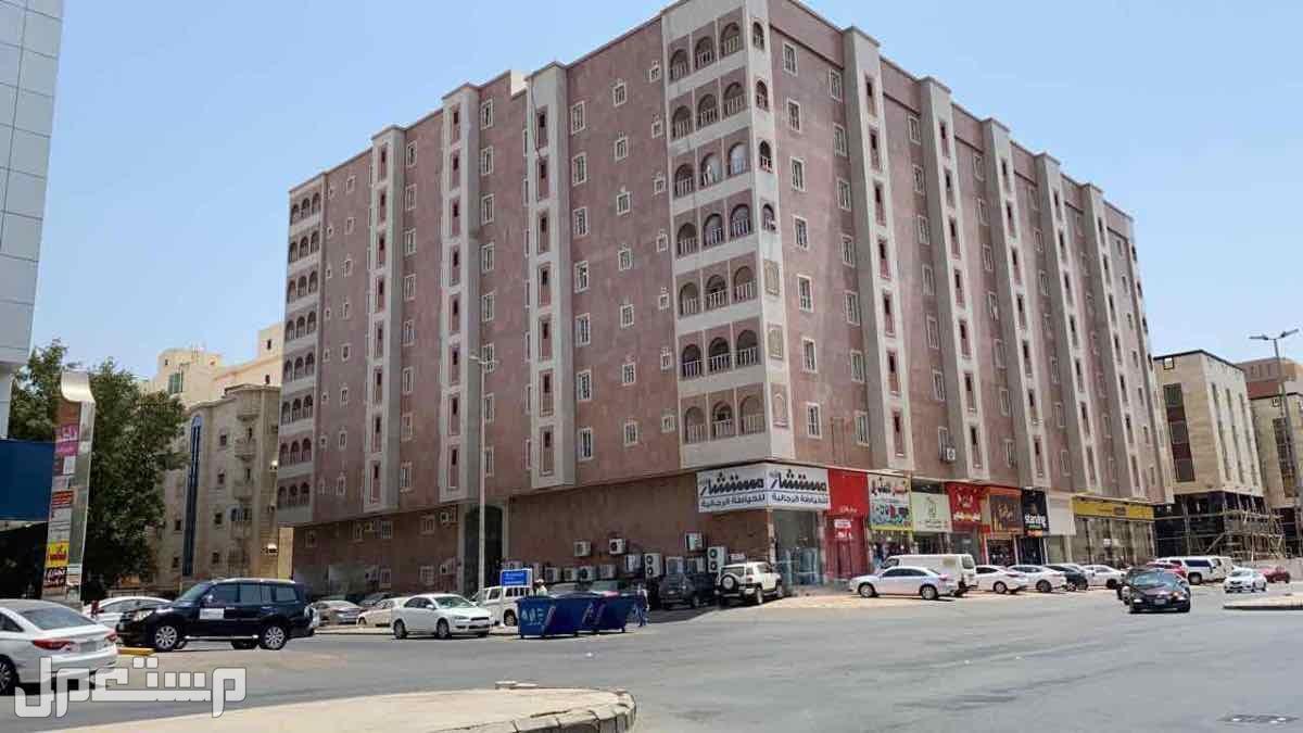 للبيع عمارة تجاري سكني م 3500 متر (جدة)