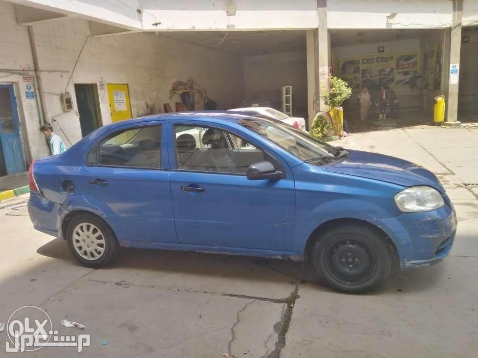 شفروليه افيو 2007 مستعملة للبيع