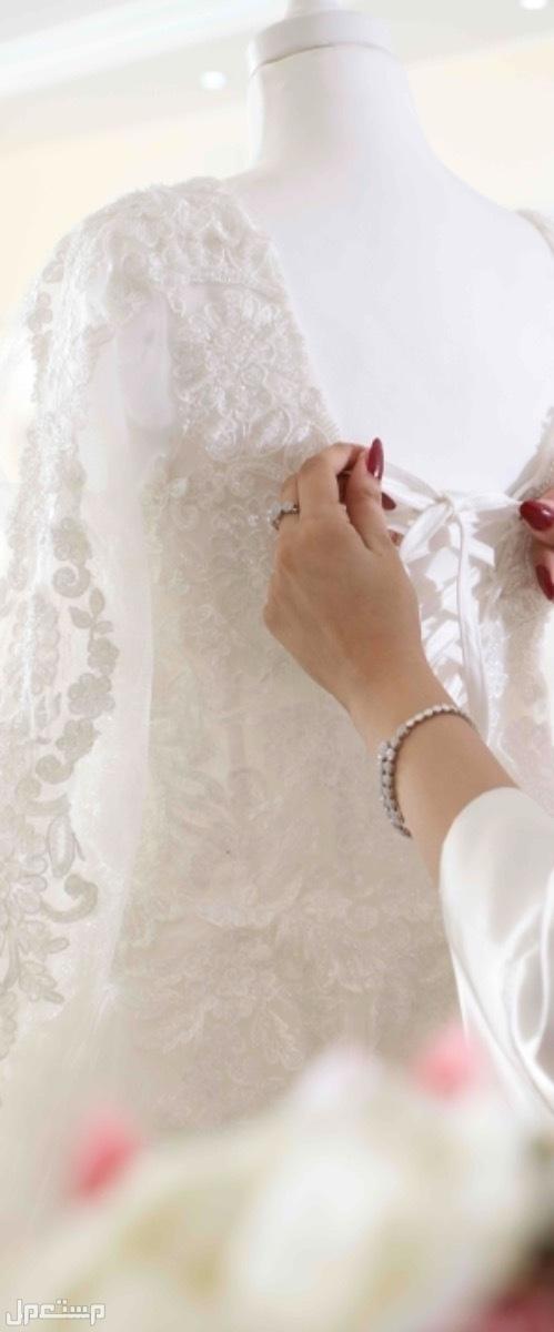 فستان زواج جديد