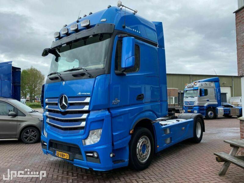 شاحنة اكتروس موديل 2013 استيراد حسب الطلب