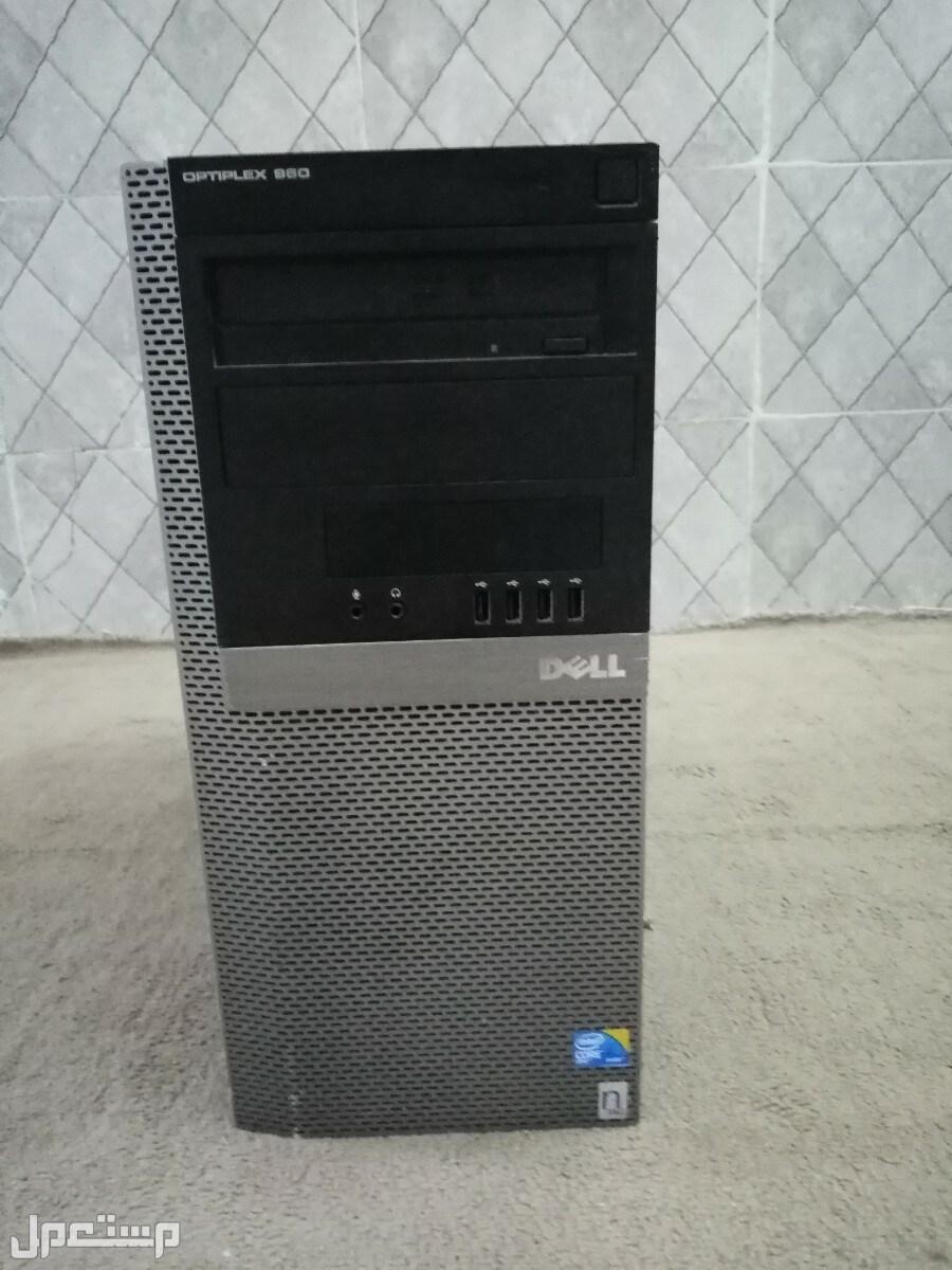 كمبيوتر ديل مكتبي