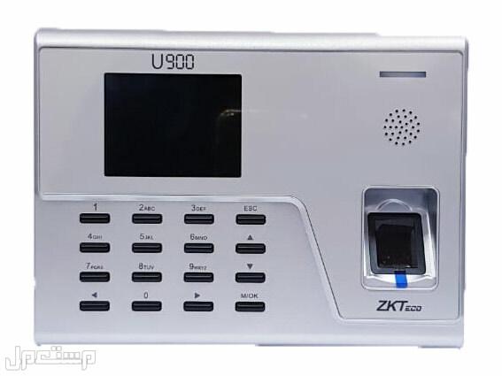 جهاز بصمة حضور و انصراف مع بطارية ودعم الربط الاونلاين