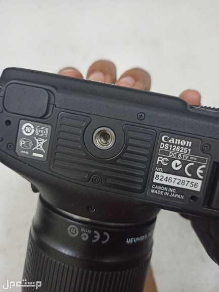 كاميره كانون 7D
