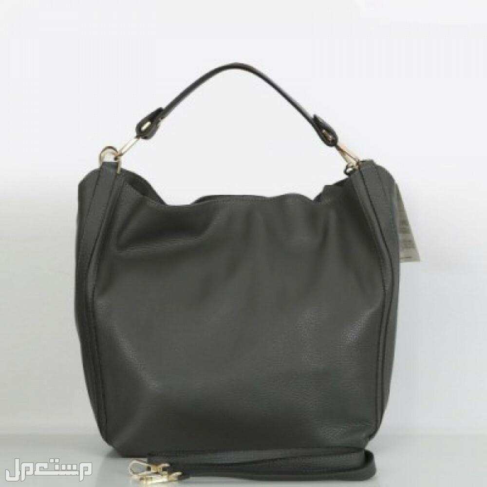ديفا الايطاليه - حقيبة ايفيتا ديفا الايطاليه - حقيبة ايفيتا رصاصي