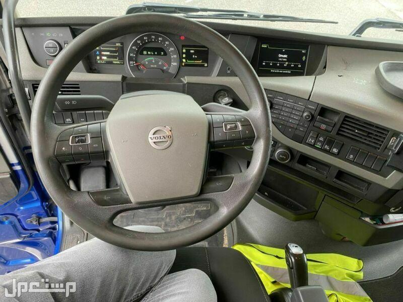شاحنه فولفو fh420 موديل : 2013