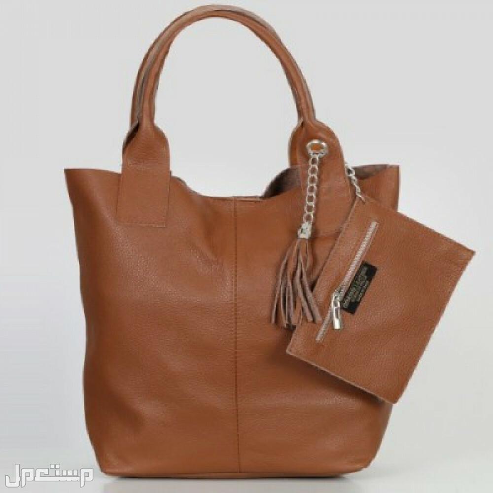 ديفا الايطاليه - حقيبة كرستينا ديفا الايطاليه - حقيبة كرستينا كونياك