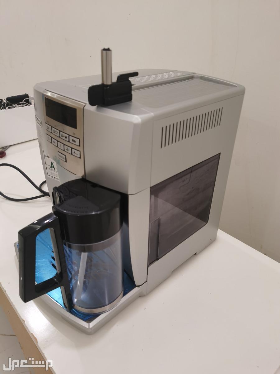 آلة صنع القهوة من شركة ديلونجي الإيطالية