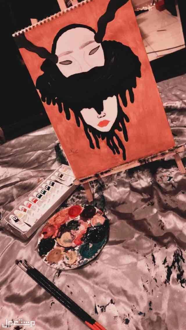 لرسم وبيع اللوح